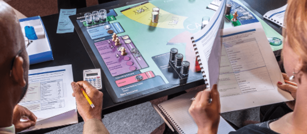 Business Simulation tablegame